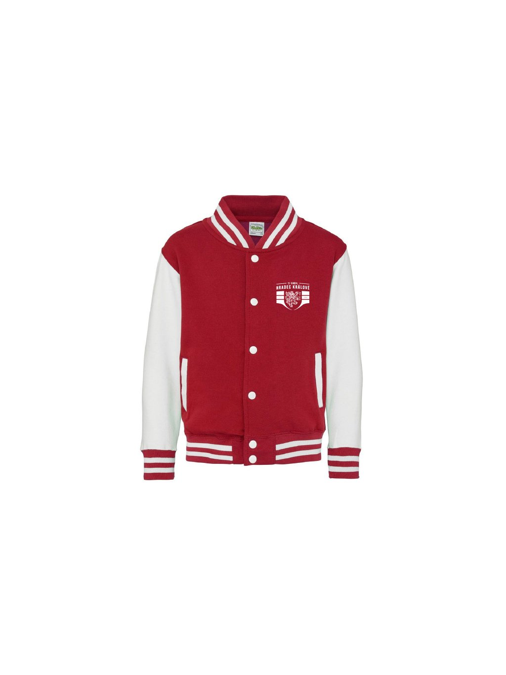 red fire artic white