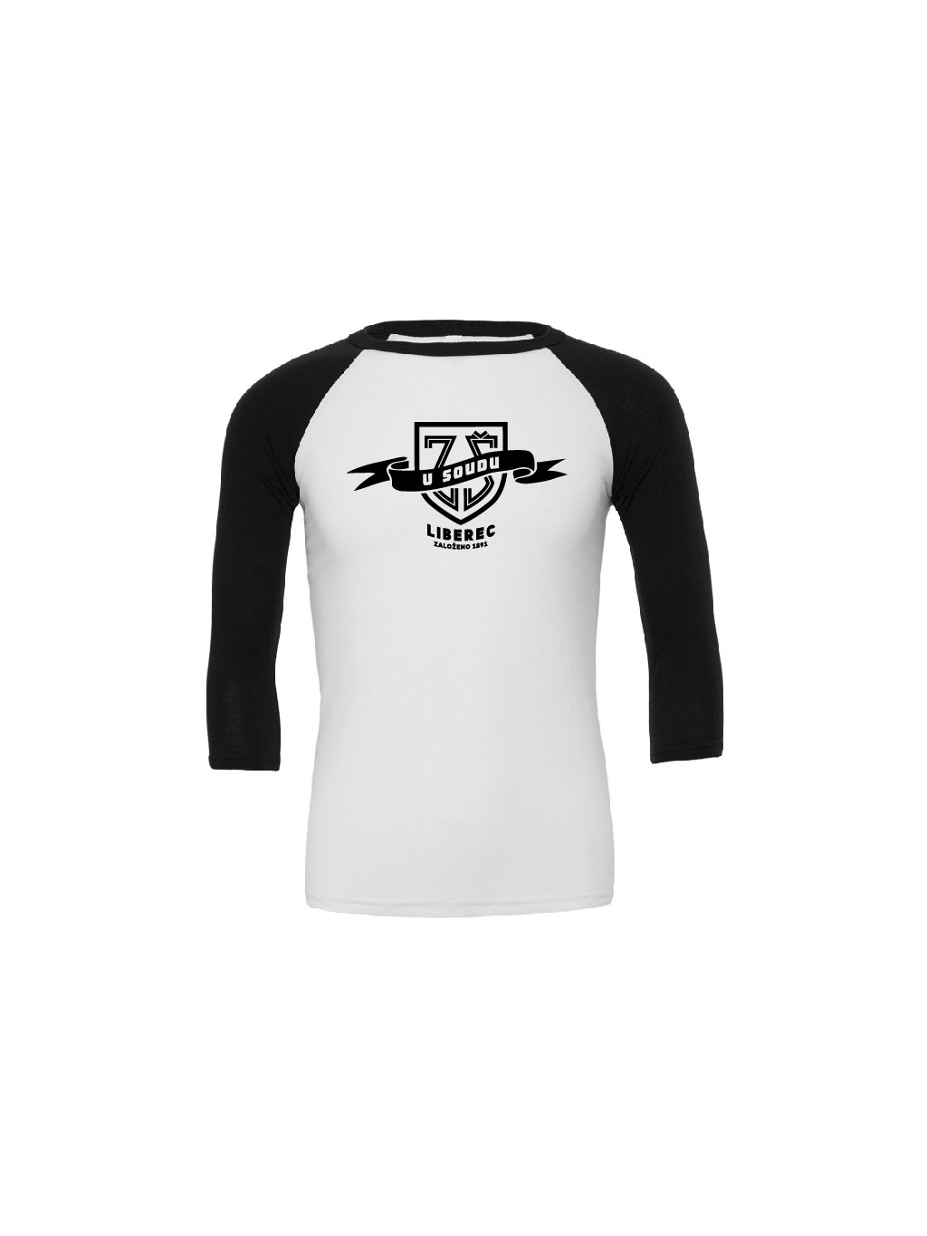 baseball dospele white black 176
