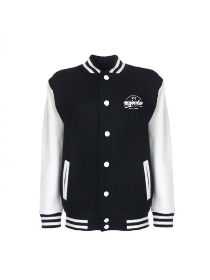 college dospele jet black artic white 119
