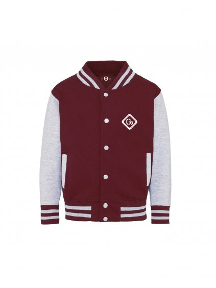 maroon heather grey 1