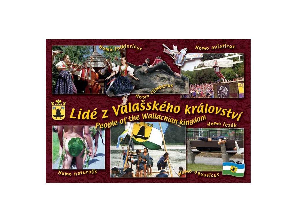 Pohlednice Valašského království 63