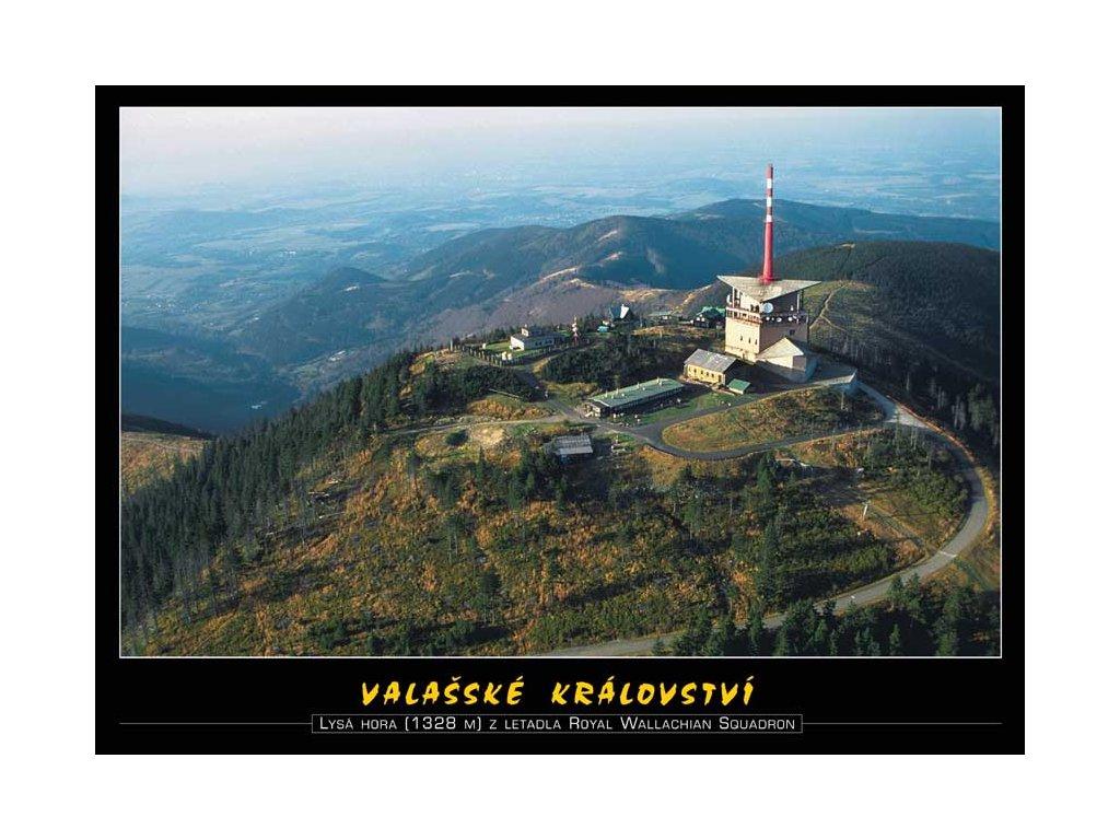 Pohlednice VK - Lysá Hora