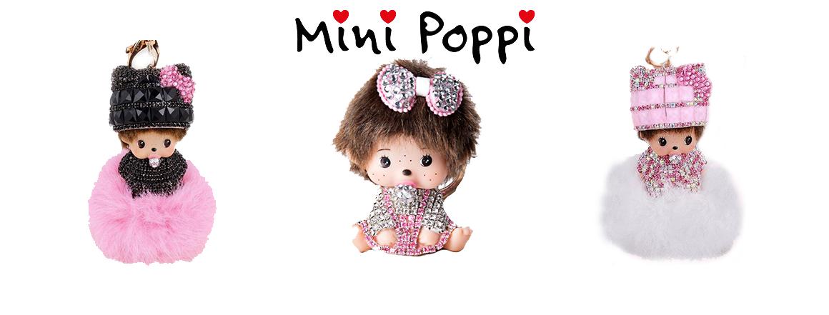Přívěsky Mini Poppi