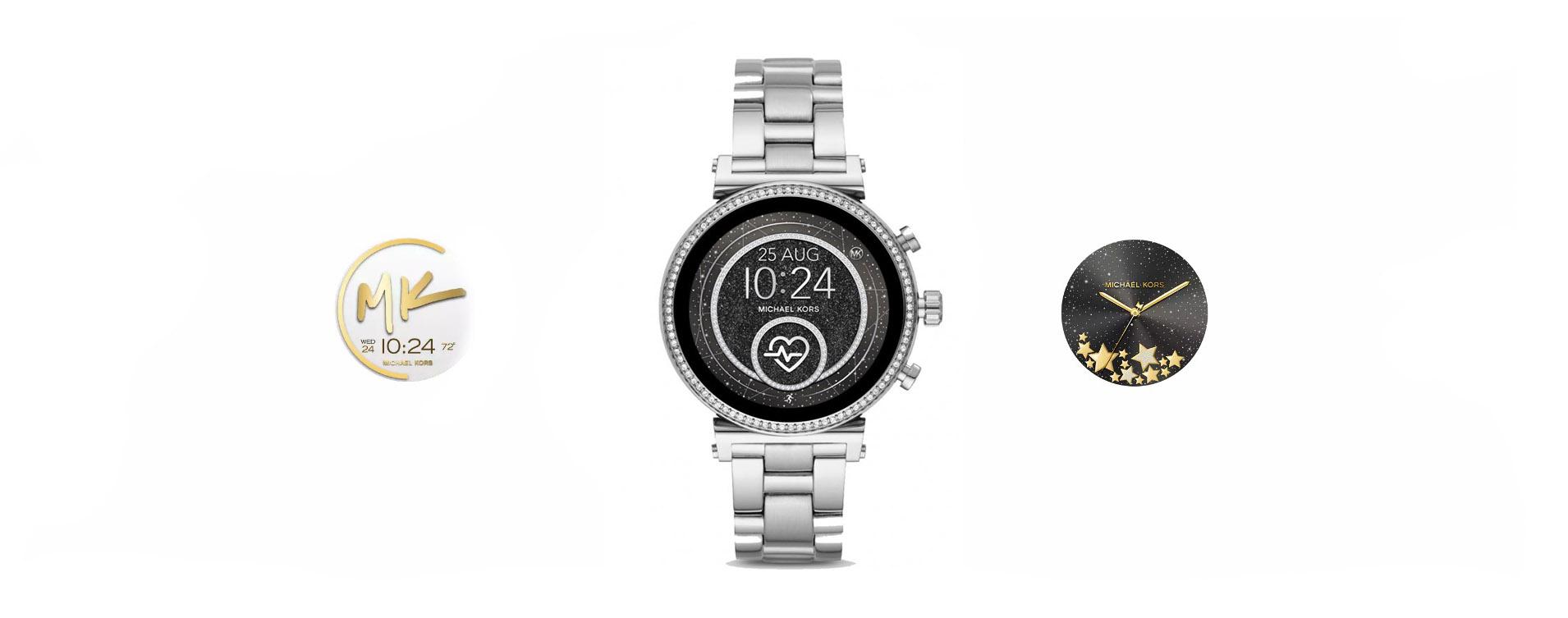 Chytré hodinky MK