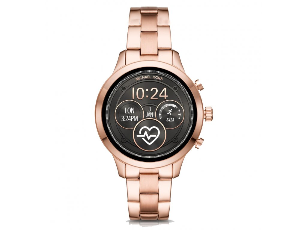 Michael Kors smartwatch Runway mkt5046