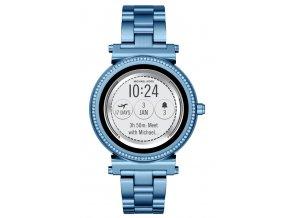 Michael Kors Access Smartwatch Sofie Pavé MKT5042, modré