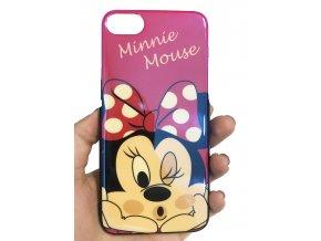 Kryt na telefon myška, lesklý, iPhone 7