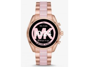 Produkt Michael Kors Access Smartwatch Bradshaw 2 MKT5090, růžovo růžové 3