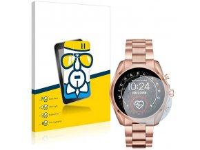 Ochranné sklo, folie na chytré hodinky michael kors smartwatch bradshaw2