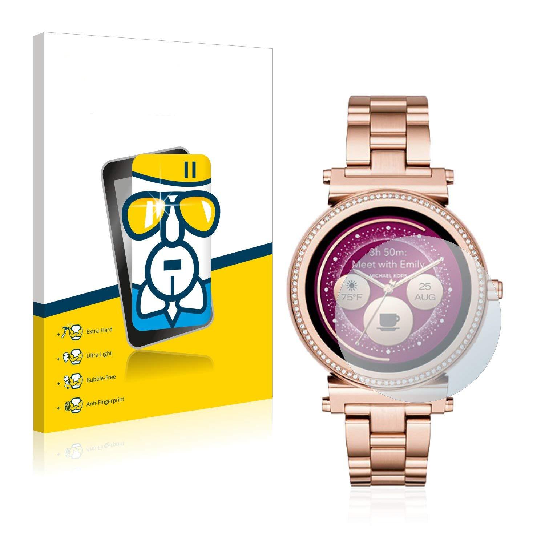 2750f06df29 Ochranné sklo na hodinky Michael Kors Smartwatch Sofie Pavé