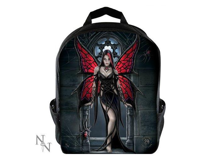 Nemesis Now - Batoh Aracnafaria - 10l černý