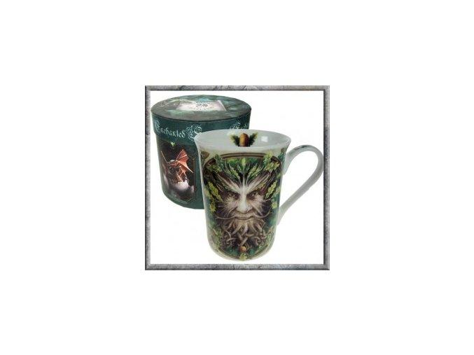 Hrnek  Porcelán  Stromovous - Nemesis Now - 250 ml