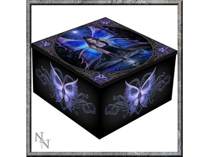 Dřevěná krabička  Immortal Flight Mirror