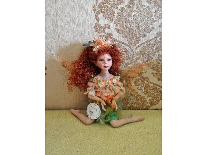 Prilla Porcelánová panenka - Ross Stewart