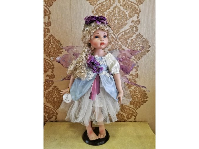 Titania porcelánová panenka - StewartRoss