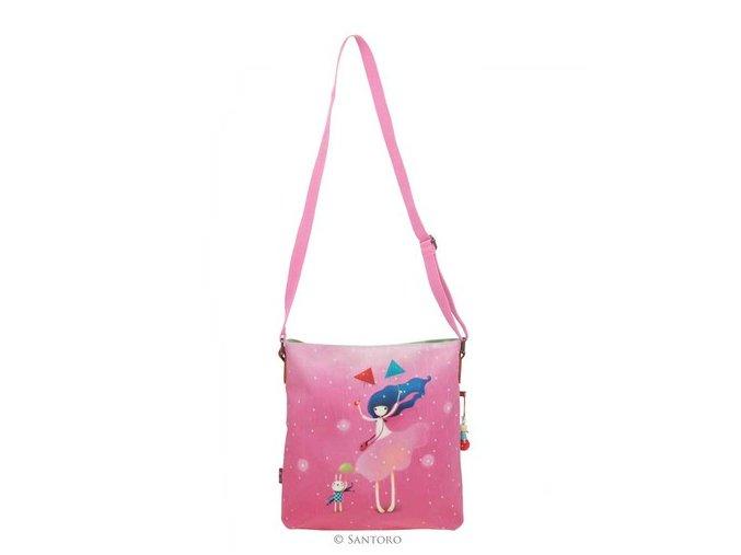 taška Kori Kumi  růžová - Santoro London