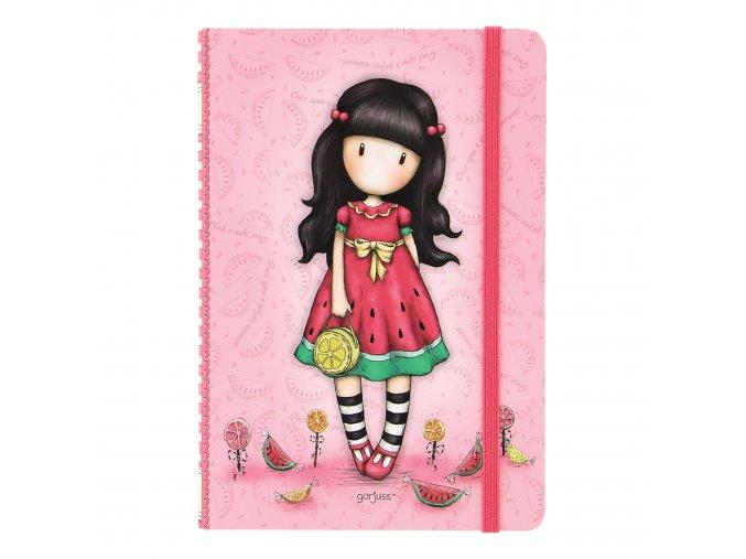 230EC54 Gorjuss Hardcover Notebook Every Summer Has A Story 1 WR