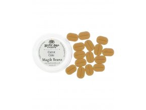 Vonné vosky  carrot cake  do aroma lamp - Bussy bee Candles 25g