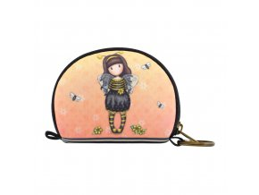 369GJ25 Neoprene Mini Pouch Bee Loved 1 WR