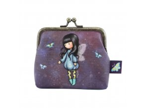 244GJ21 Gorjuss Clasp Purse 4 Bubble Fairy 1 WR