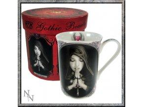 Hrnek Porcelán  Prayer- nemesis now - 250 ml