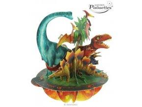 Přání Dinosaurus