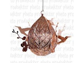 Ozdoba vánoční - kolibřík - Pluto -