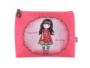santoro pink cosmetic bag gorjuss has and story A 5bc74cf97c13a