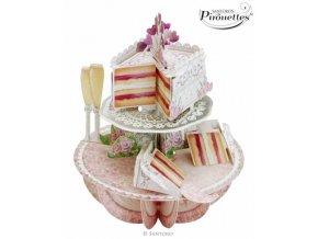 Přání dort 2