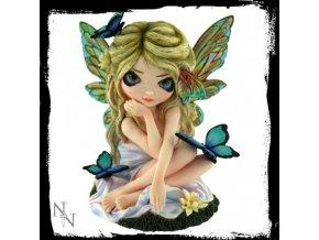 Figurka Lily - limitovaná edice- 12,5 cm - Nemesis Now