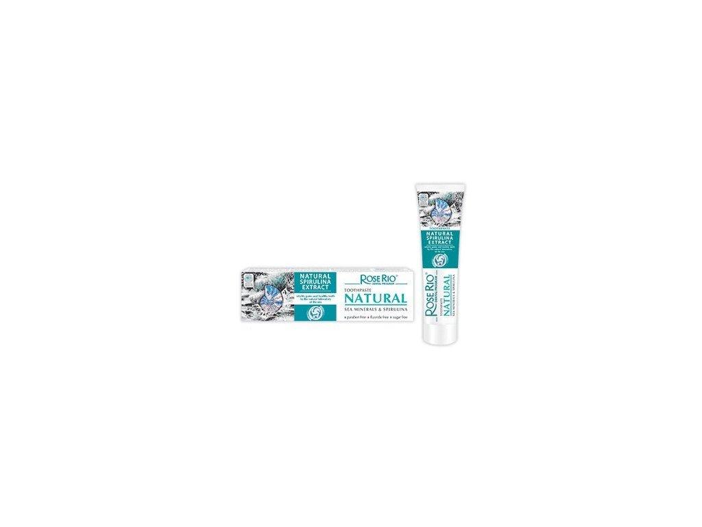 rose rio homeopaticka zubni pasta aromaterapeuticka pece 65 ml