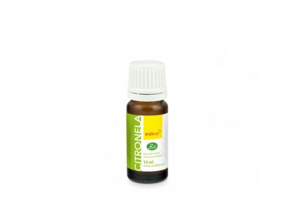 esencialni olej citronela bio 10 ml wolfberry