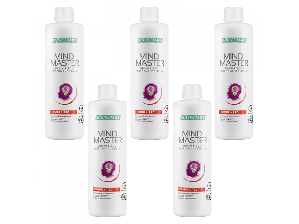 LR LIFETAKT Mind Master Mix Séria 5 x 500 ml