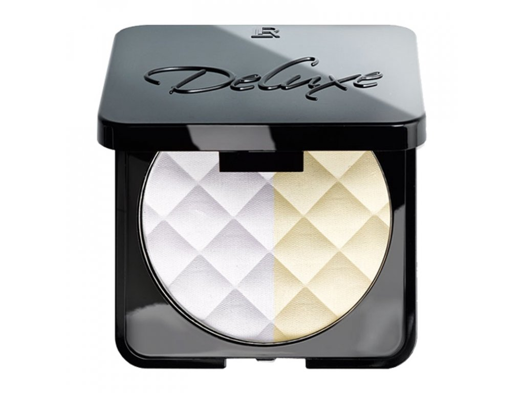 LR Deluxe Púder Hollywood Duocolour 10 g
