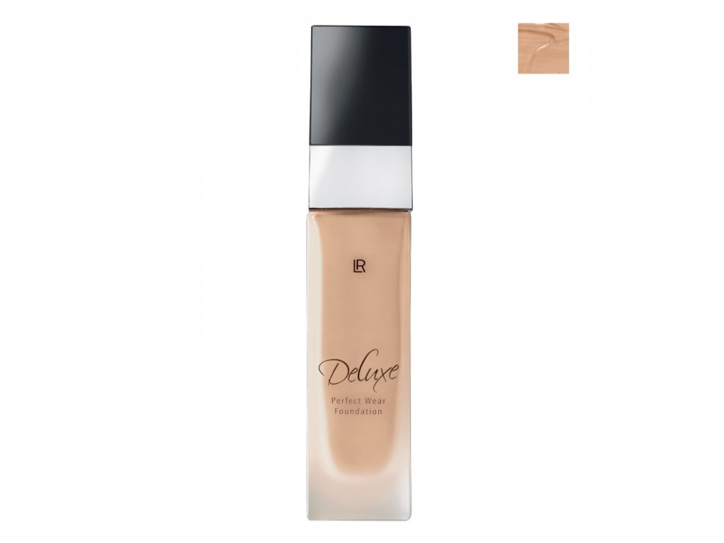 LR Deluxe Podkladová báza Perfect Wear (odtieň Light Beige) 33 ml