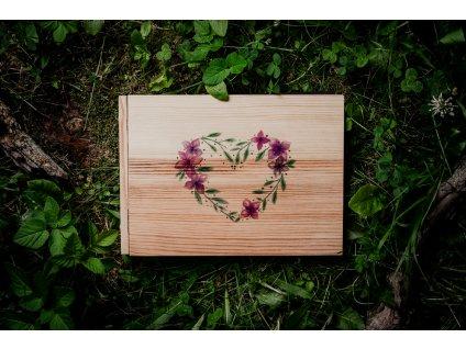 Album Květinové srdce