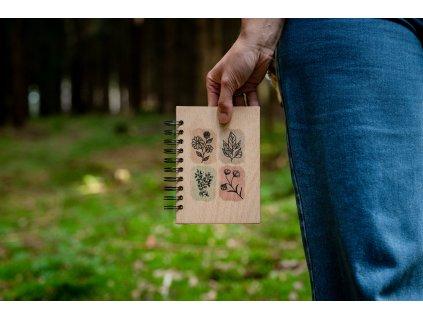 Kroužkový bloček Botanika