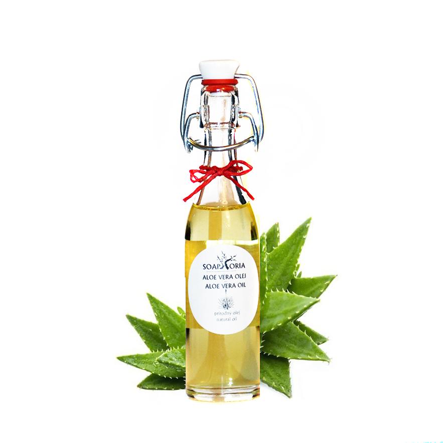 Aloe vera olej