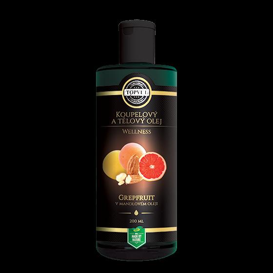 Kúpeľové a masážne oleje