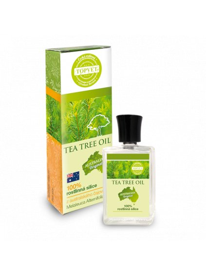 tea tree oil silica