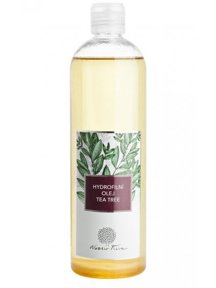 Hydrofilny olej s Tea tree 500 ml