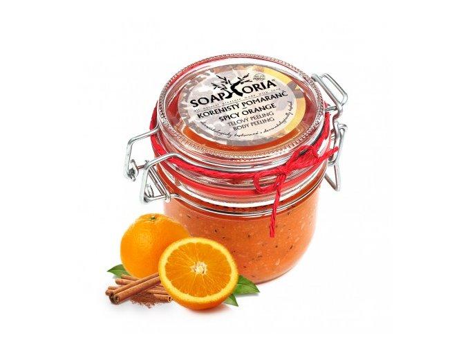 korenisty pomaranc organicky solny telovy peeling
