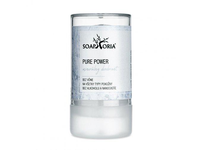 pure power organicky mineralny deodorant