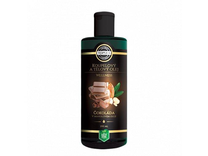 cokolada kupelovy olej