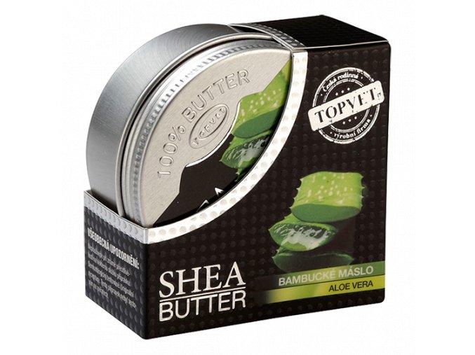 bambucke maslo s aloe vera