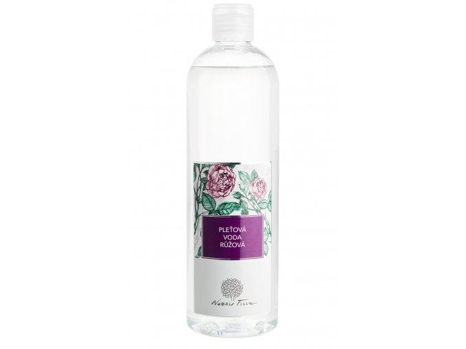 exkluzívna pleťová voda ružová