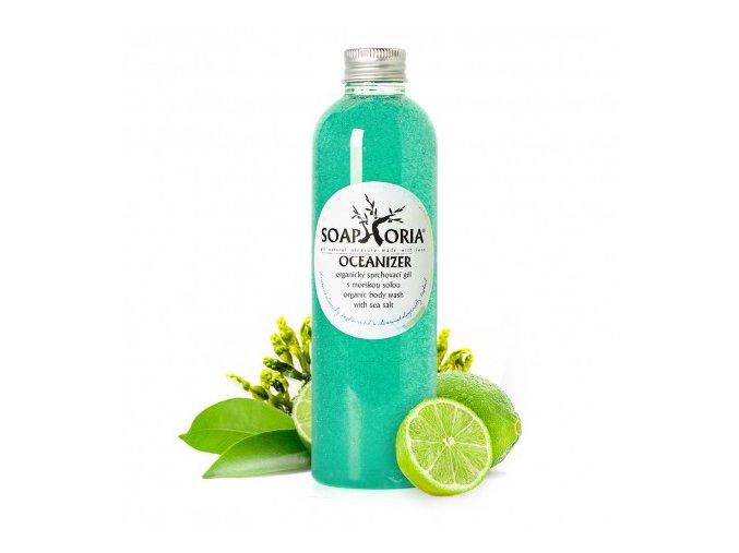 oceanizer organicky sprchovaci gel