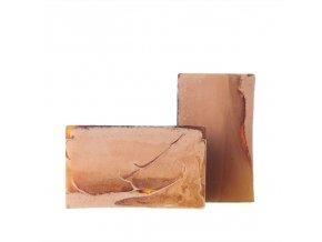 korenisty pomaranc prirodne mydlo