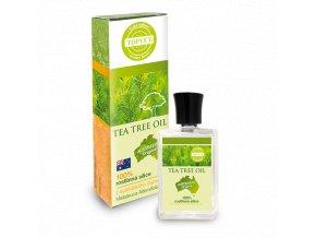 tea tree oil silica