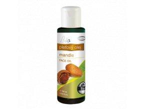 bio mandlovy olej